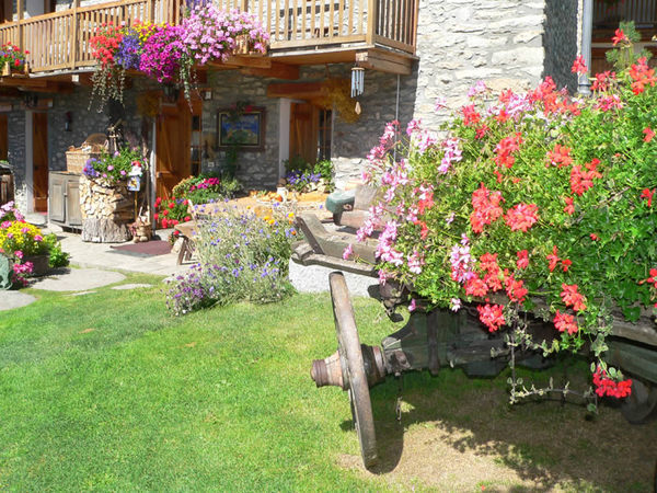 Bed & Breakfast - Vetan - Aosta